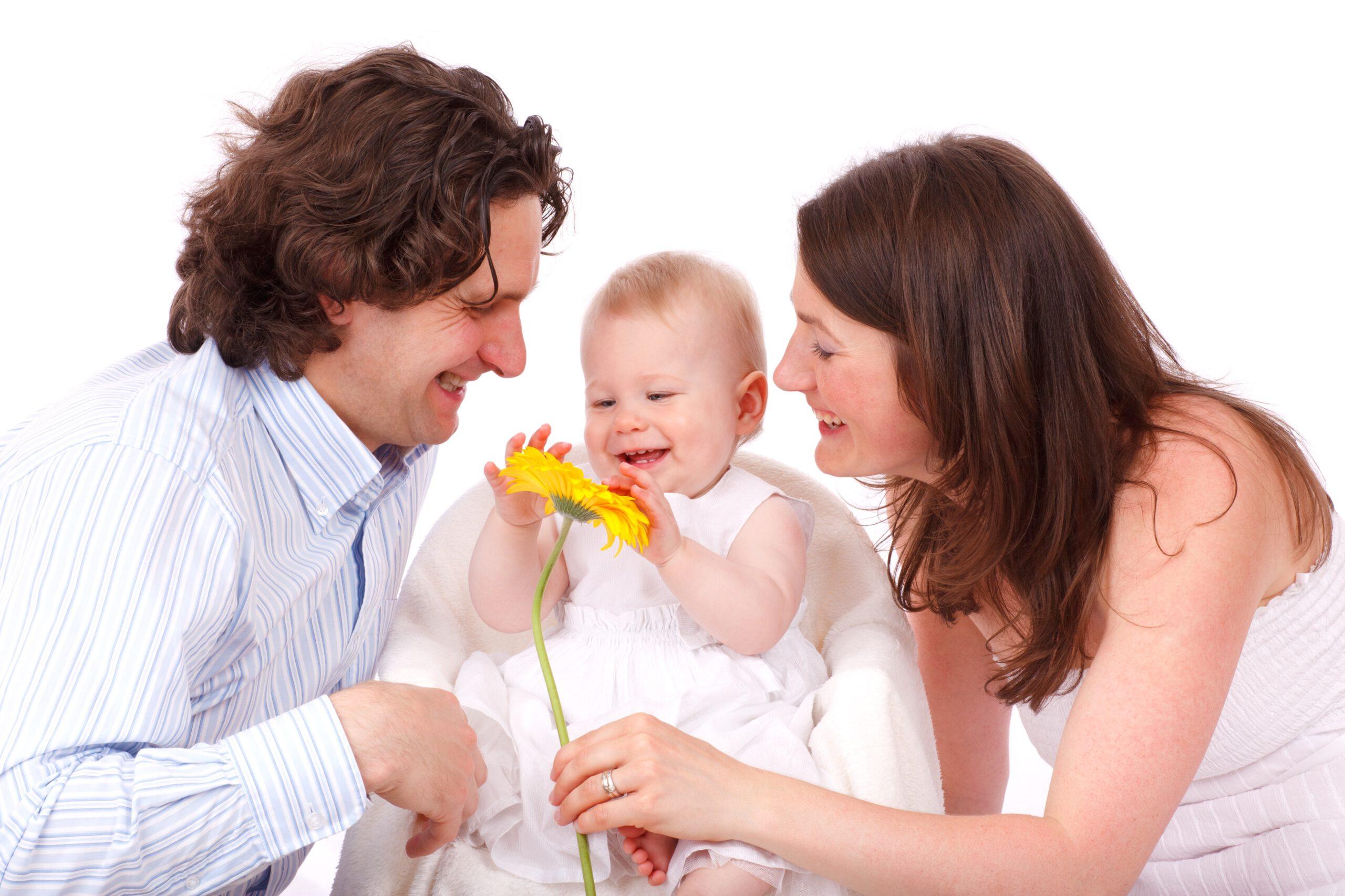 Gedankenspiel - Das neugeborene Kind