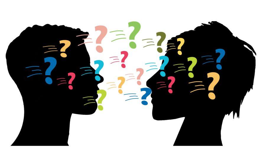 Wie kommt man ins Gespräch? SMALL-TALK & GESPRÄCHE MEISTERN (Teil 1 von 4)